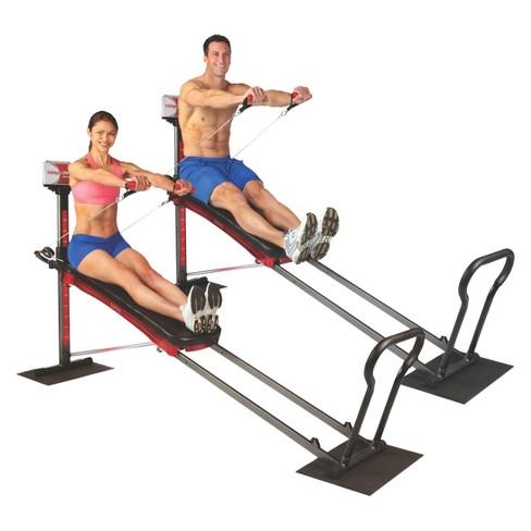 Total Gym 1900 Target