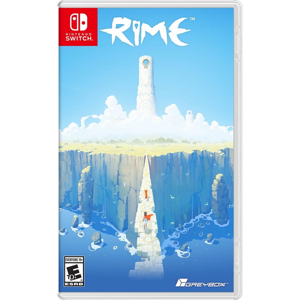 RiME - Nintendo Switch, video games