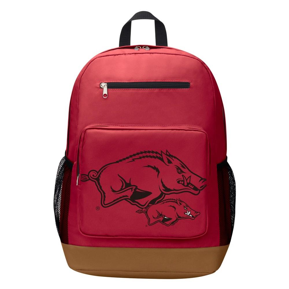 NCAA Arkansas Razorbacks Playmaker Backpack, Multi-Colored