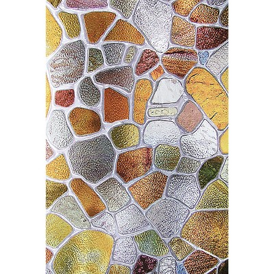 'First Stained Glass Window Film 24'' x 36'''