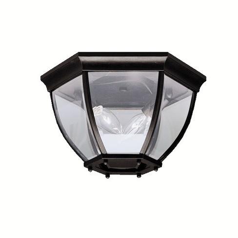 Kichler 9886 2 Light Outdoor Ceiling Fixture - image 1 of 3