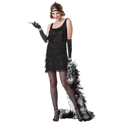 California Costumes Fashion Flapper Adult Costume