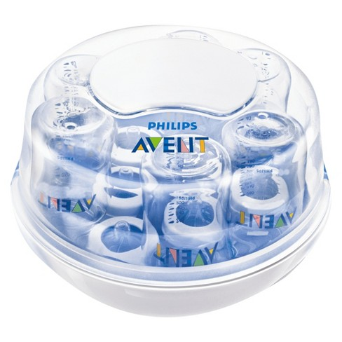 Philips Avent Microwave Steam Sterilizer - image 1 of 7