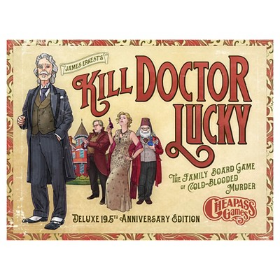 Kill Doctor Lucky Anniversary Edition Board Game
