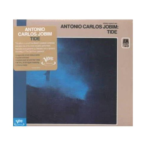 Antonio Carlos Jobim - Tide (CD) - image 1 of 1
