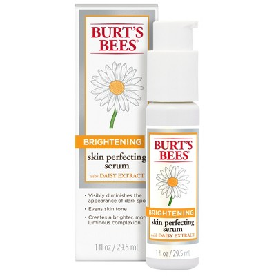 Facial Treatments: Burt's Bees Skin Perfecting Serum
