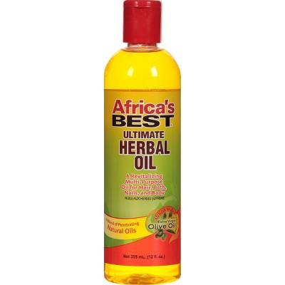 Africa's Best Ultimate Herbal Oil - 12 fl oz
