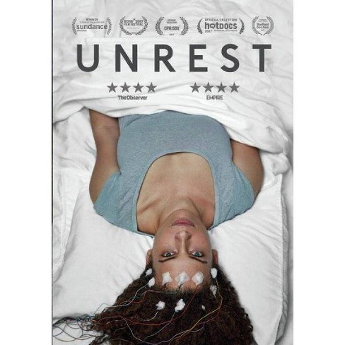Unrest (DVD)(2017) - image 1 of 1