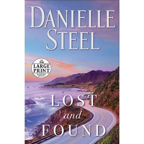Lost and Found - Large Print by  Danielle Steel (Paperback) - image 1 of 1