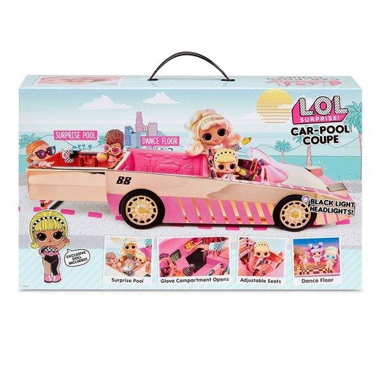 L.O.L. Surprise! Car-Pool Coupe image number null