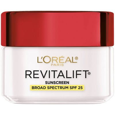 L'Oreal Paris Revitalift Anti-Wrinkle + Firming Day Moisturizer