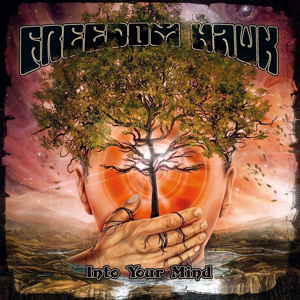 Freedom Hawk - Into Your Mind (CD)