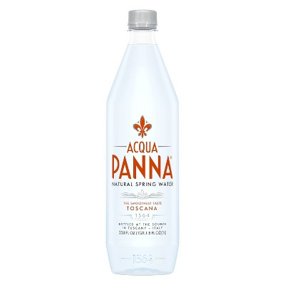 Acqua Panna Spring Water - 1L Bottle