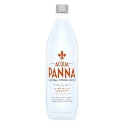 Acqua Panna Spring Water - 1L Bottle