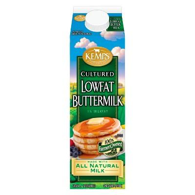Kemps 1% Buttermilk - 1qt