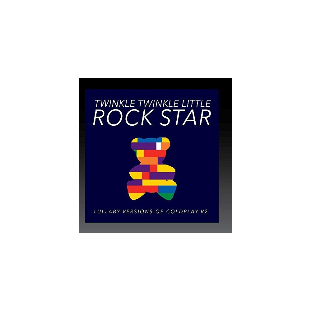 Twinkle Twinkle Little Rock Star - Lullaby Versions of Coldplay V2 (CD)