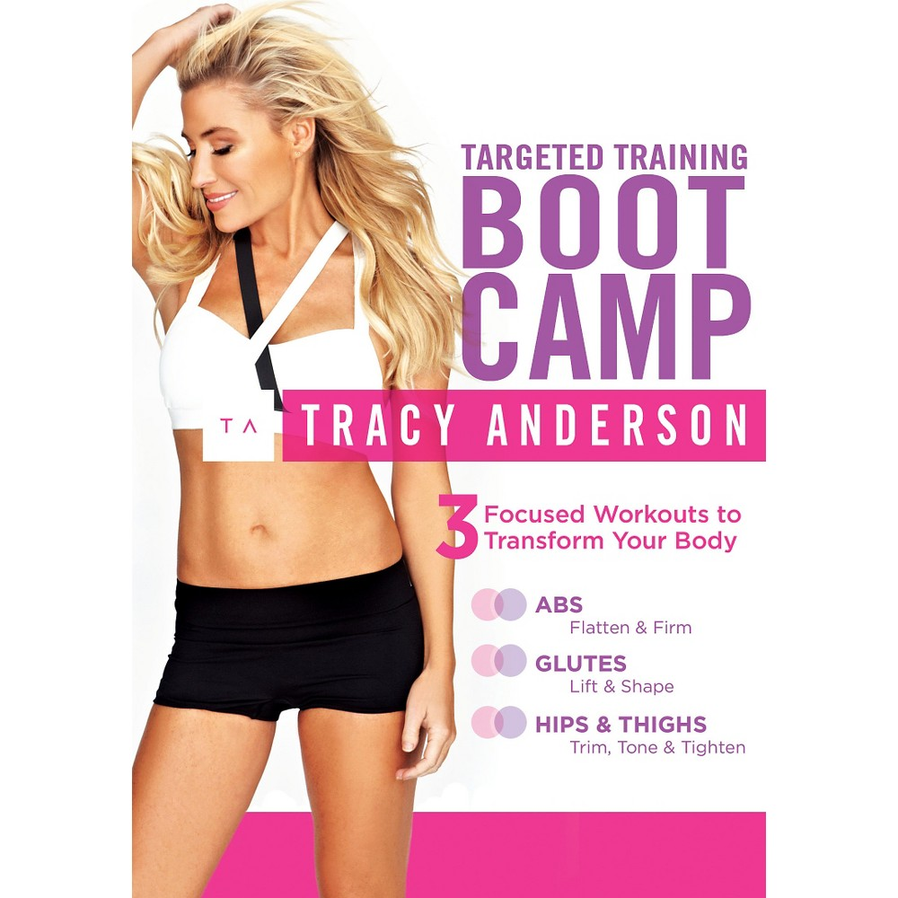 Tracy Anderson:Targeted Training Boot (Dvd)