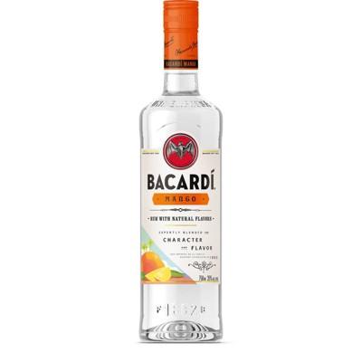 Bacardi Mango Flavored Rum - 750ml Bottle
