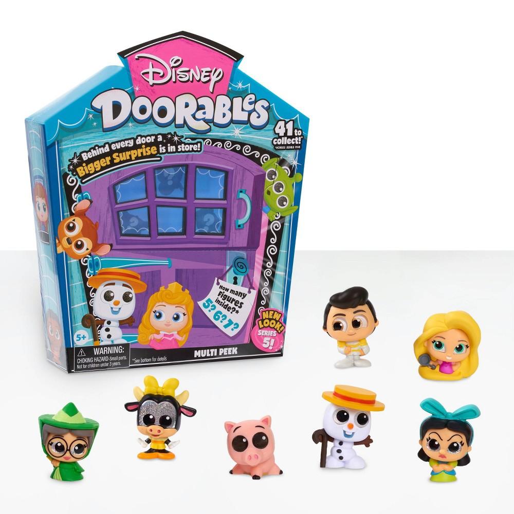Disney Doorables Multi Peek Series 5