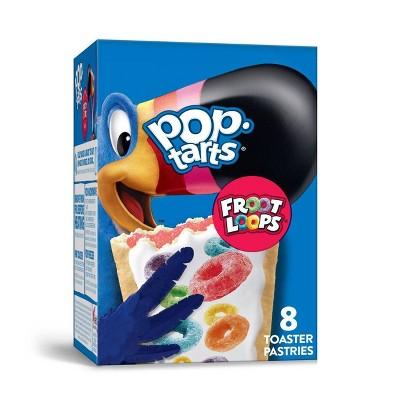 Pop Tarts Froot Loops 8ct