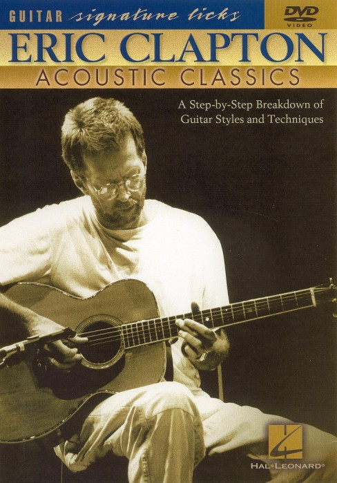 Clapton Acoustic (DVD) - image 1 of 1