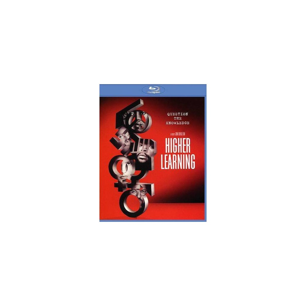 Higher Learning (Blu-ray)