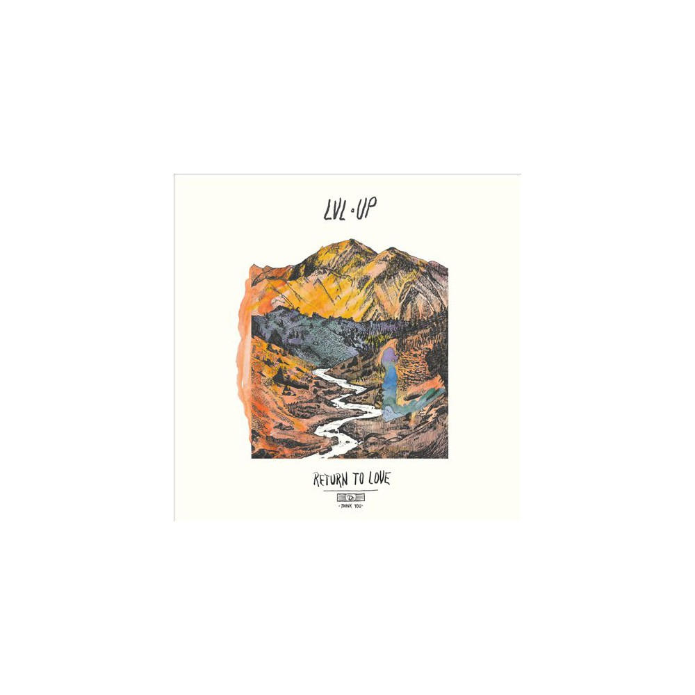 Lvl Up - Return To Love (Vinyl)