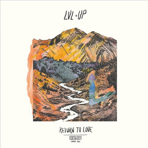 Lvl Up - Return To Love (Vinyl) - image 1 of 1