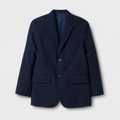 Boys' Suit Jacket - Cat & Jack™ Navy