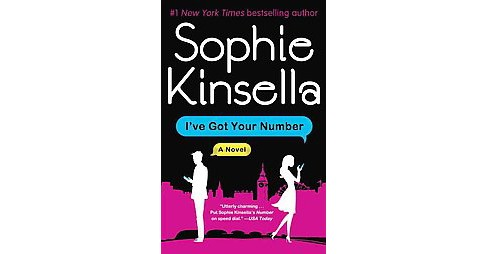 I've Got Your Number (Reprint) (Paperback) by Sophie Kinsella - image 1 of 1