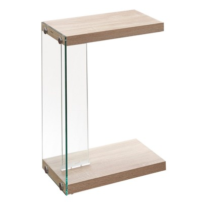 Elaina Chair Side End Table - Steve Silver