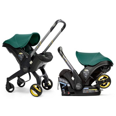 Doona Car Seat & Stroller - Racing Green