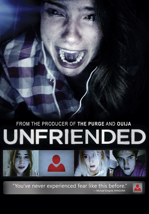 Unfriended (dvd_video) - image 1 of 1