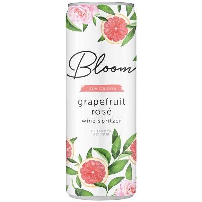 Bloom Grapefruit Rosé Wine Spritzer - 355ml Can