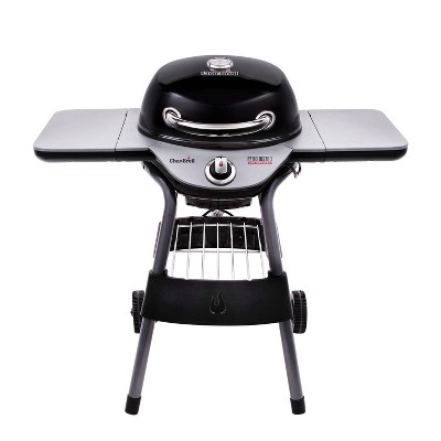 Char-Broil TRU-Infrared Patio Bistro Electric Grill 17602048 - Black