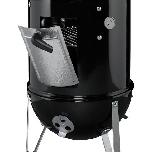 Weber Smoky Mountain >> Weber 22 731001 Smokey Mountain Cooker Smoker
