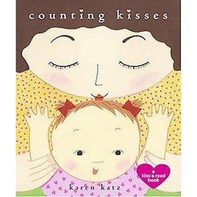 Counting Kisses (Board)by Karen Katz