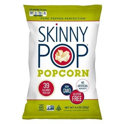 Popped Popcorn: SkinnyPop Popcorn