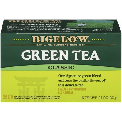 Tea Bags: Bigelow