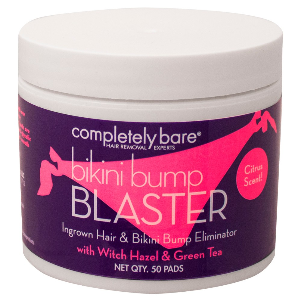 Image of Completely Bare Bikini Bump Blaster - 50 Pads