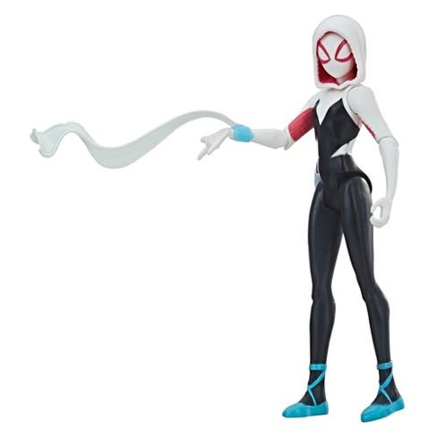 Spider Man Into The Spider Verse 6 Spider Gwen Figure Target