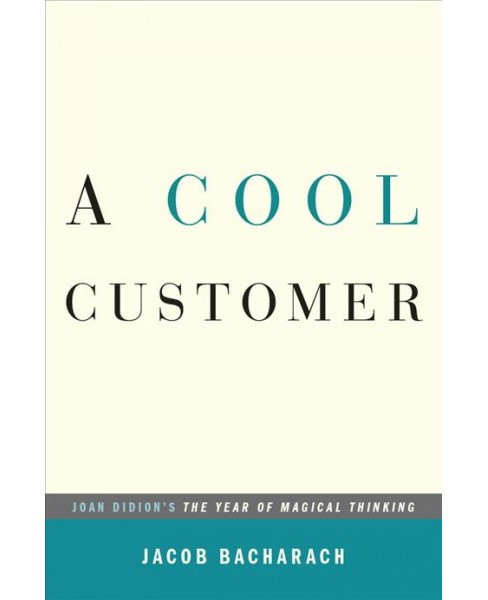 Cool Customer -  by Jacob Bacharach (Paperback) - image 1 of 1