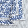 King Bird Duvet Cover Set Blue - Molly Hatch for Makers Collective - image 3 of 4
