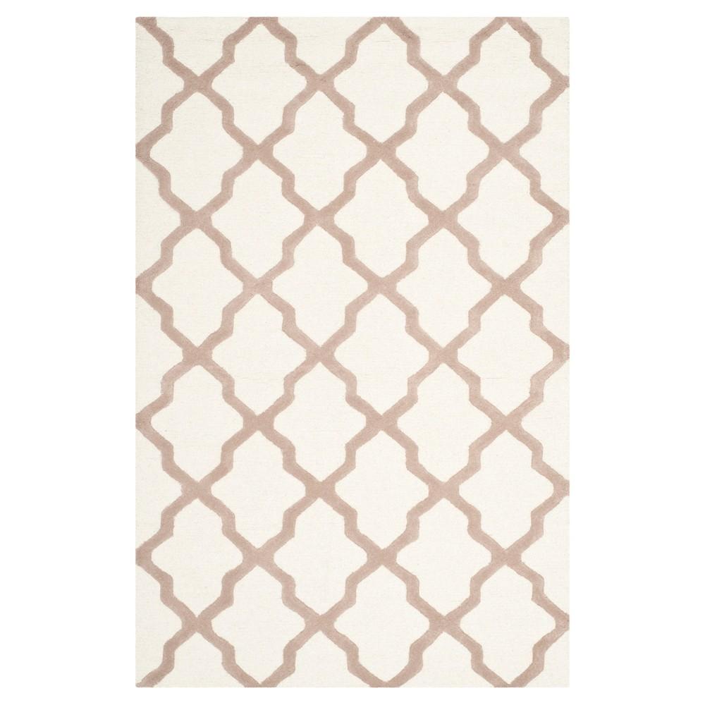Maison Textured Rug - Ivory / Beige (7'6