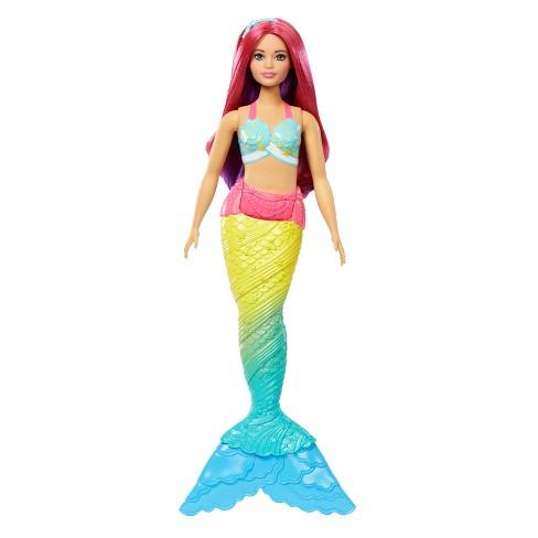 Barbie Dreamtopia Mermaid Doll - Pink - image 1 of 8