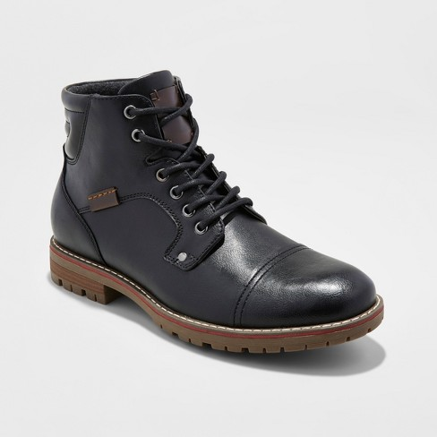 Men's Jake Casual Boot - Goodfellow & Co™ Black - image 1 of 4