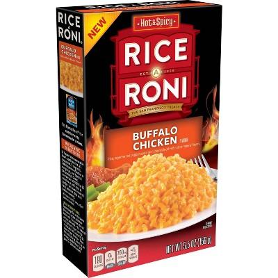 Rice O Roni Buffalo Chicken Rice Mix - 5.5oz