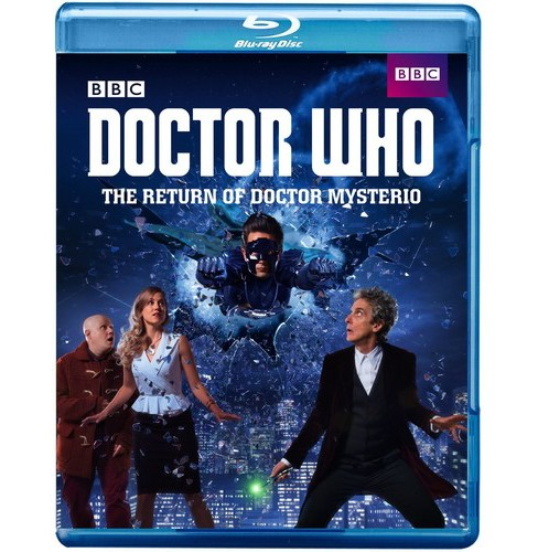 Doctor Who:Return Of Doctor Mysterio (Blu-ray) - image 1 of 1
