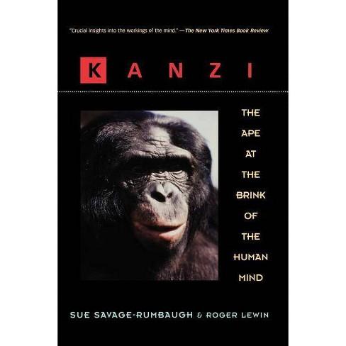 Kanzi - by  Sue Savage-Rumbaugh (Paperback) - image 1 of 1