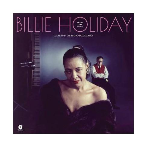 Billie Holiday - Last Recording (Vinyl) - image 1 of 1